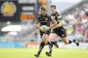 exeter chiefs' phil dollman called up to wales squad