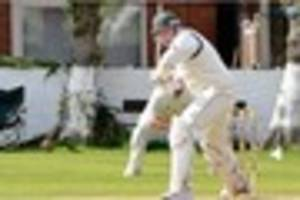 cleethorpes cricketers outclassed by big guns as they exit cup