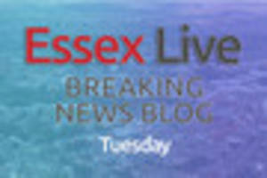 Essex Live breaking news blog: Keep up to date with all the news...
