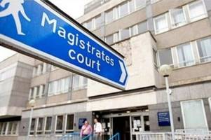 stoke st michael man james butcher faces trial for assaulting police officers