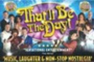 That'll be the Day show will bring rock 'n' roll to Staffordshire
