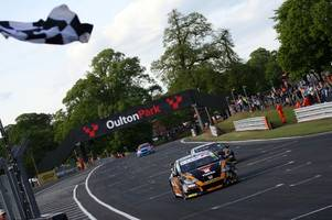 success for scots racers in the btcc and the scottish rally