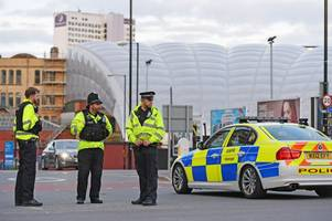 man, 23, held over manchester terror attack which killed 22 and injured 59