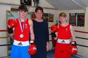 rhondda boxer rhys edwards picked for commonwealth games squad in the bahamas