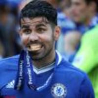 Tianjin Quanjian play down Diego Costa reports