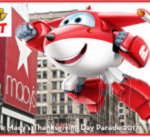 Super Wings™ Jett to Soar the Skies in Macy's Thanksgiving Day Parade®