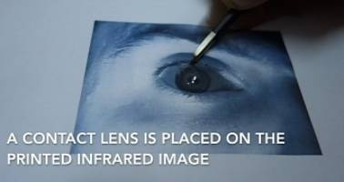Samsung Galaxy S8's Iris Scanner Hacked with a Printed Photo and Contact Lens