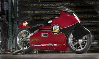 """The World's Fastest Indian"" To Be Memorialized At Bonneville"
