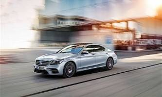 Mercedes-Benz Announces 2018 S-Class German Pricing, Starts At 88.4k Euros