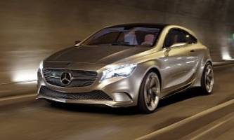 Mercedes and Renault Developing 1.2L and 1.4L Turbo Engines, Might Debut in A-Cl