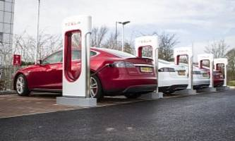 Tesla Adds Referral Program To Allow Free Supercharger Access For New Owners