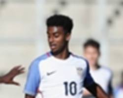 arsenal youngster zelalem out of under-20 world cup with torn acl