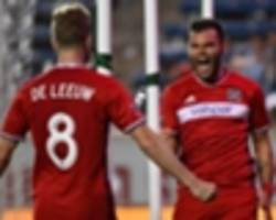 Chicago Fire leap into top five — Goal's Week 12 MLS Power Rankings