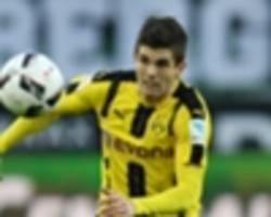 schalke really wanted to sign borussia dortmund star pulisic, admits director