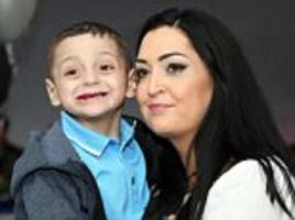 Bradley Lowery's mother says he 'hasn't got long left'