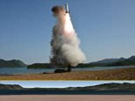 north korea can fire its ballistic missile from anywhere