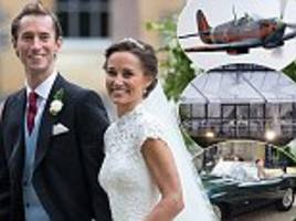 pippa middleton's wedding already fuelling wedding trends