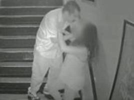 video shows california would-be rapist attacking a woman