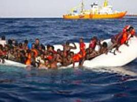 Nearly 7m refugees 'waiting to cross to Europe'