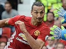 Zlatan Ibrahimovic derby strike most tweeted PL moment