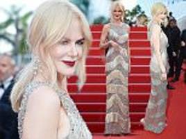 Nicole Kidman dazzles at The Beguiled premiere in Cannes
