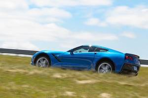 This Corvette will be the pace car at the Indy 500 — and we drove it (GM)