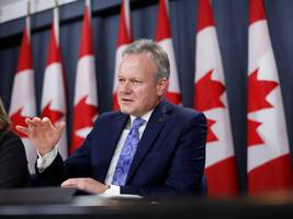 Here comes the Bank of Canada...