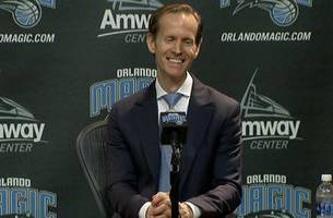 Jeff Weltman press conference (Part 4 of 4): On his father's influence, turning Magic around