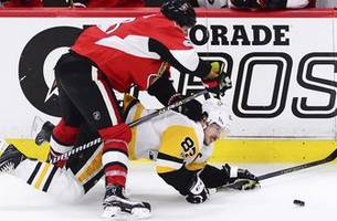 the senators tormented sidney crosby during game 6 of the eastern conference finals