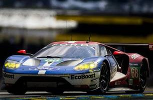 ford hit with bop adjustments for 24 hours of le mans