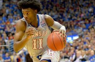 Ex-KU hoopster Jackson pleads guilty to misdemeanor for hitting car