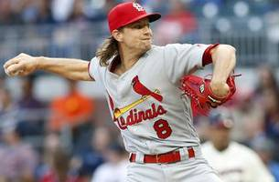 era leader leake takes hill for cards after tuesday's pitching clinic