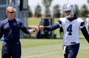 photos: dallas cowboys otas 2017