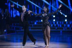"'dancing with the stars"" normani kordei says it's 'great' that fans booed her third-place finish"