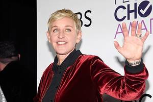 Ellen DeGeneres Stages Return to Stand-Up With Netflix Special