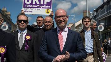 ukip set to resume general election campaign