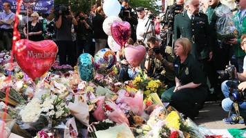 manchester attack: 'fury' at us 'evidence' photos leak