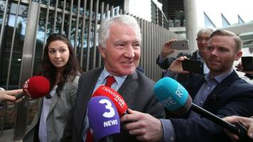 ex-anglo bank chief fitzpatrick cleared of fraud