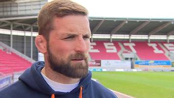 Pro12 final: Scarlets have nothing to lose, says John Barclay