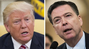 Comey 'Friend' Warns Trump If I Were You, I'd Be Scared
