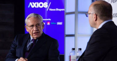 Watergate's Woodward Warns Smug Media Against Trump Hyperventilation