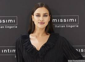Irina Shayk Debuts Amazing Post-Baby Body on Cannes Red Carpet