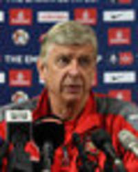 Arsenal boss Arsene Wenger: I've got no fears over security ahead of FA Cup final