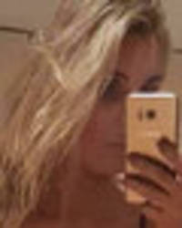Australia's answer to Katie Price proves she's the reigning queen of sideboob