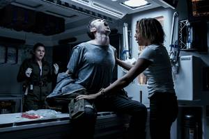 alien: covenant returns to the theme that made the original so scary: men giving birth