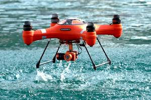 the splash drone 3 is the aquaman of drones