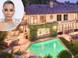 kim kardashian's starter home hits the market for $5.5m