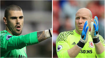 Middlesbrough: Victor Valdes & Brad Guzan to leave club
