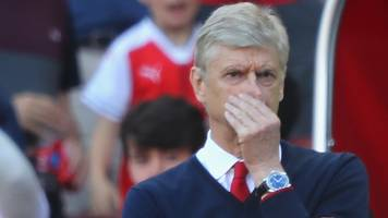 Wenger unsure if FA Cup final will be last game as Arsenal boss