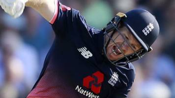 Morgan hits ton in England win over South Africa
